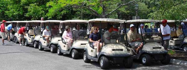 Annual Members Golf Tournament